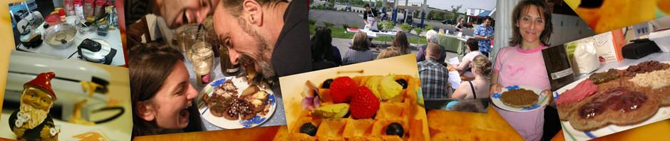 Global Vegan Waffle Party Collage 2b