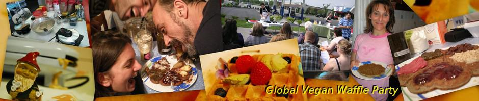 Global Vegan Waffle Party Collage 2