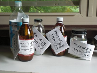 "MOO ""Make Our Own"" samples"