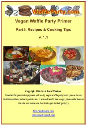 Vegan Waffle Party Primer