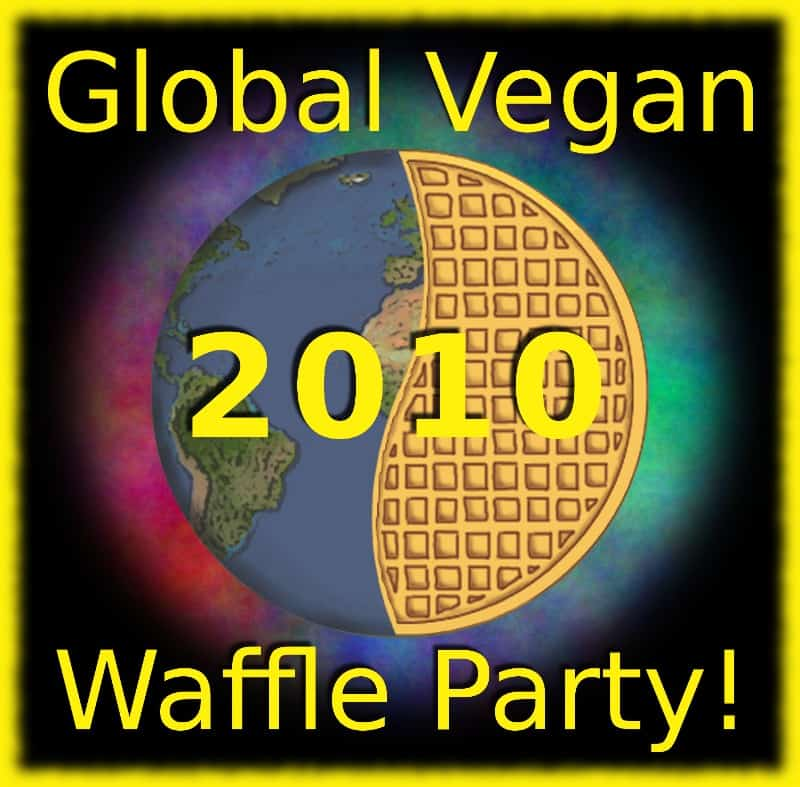 Global Vegan Waffle Party 2010 logo higher-res 1