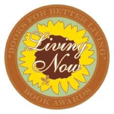 Living Now Book Award Medal