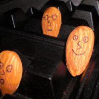 almond Liege vegan waffle ingredients