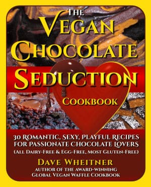 Vegan Chocolate Seduction Cookbook cover