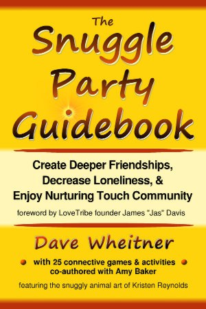 snuggle party guidebook cover