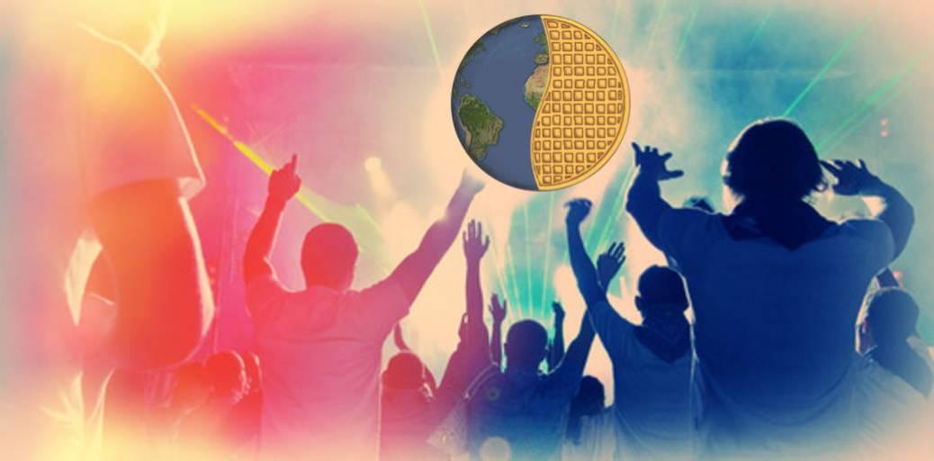 waffle party dance club